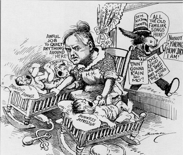 Us 46 President Hoover And The Great Depression Mr